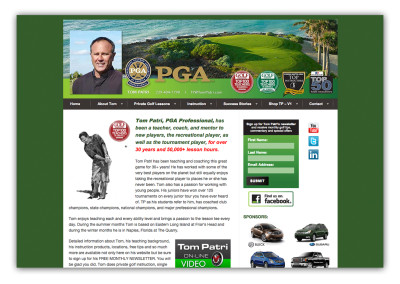 Tom Patri Golf Services