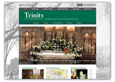 Trinity Church New Haven, CT